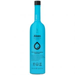 Aloe Vera Lichida 100  Naturala 750 ml