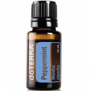 Ulei esential de menta Peppermint - doTERRA 15 ml