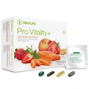 Pro Vitality+ nutrienti esentiali 30 plicuri