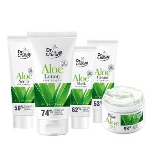Aloe set pentru calmare si hidratare