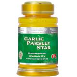 Garlic Parsley - efect antioxidant, antibacterial, antifungic, antimicotic, antiviral